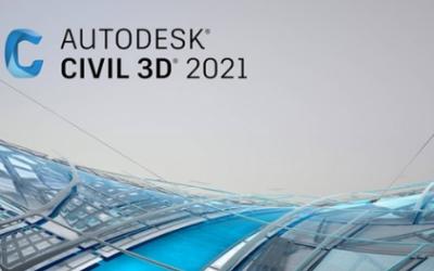 Izašao Civil 3D 2021
