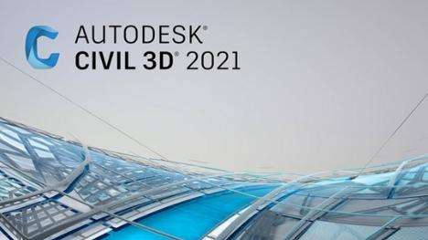 Autodesk Civil3D 2021