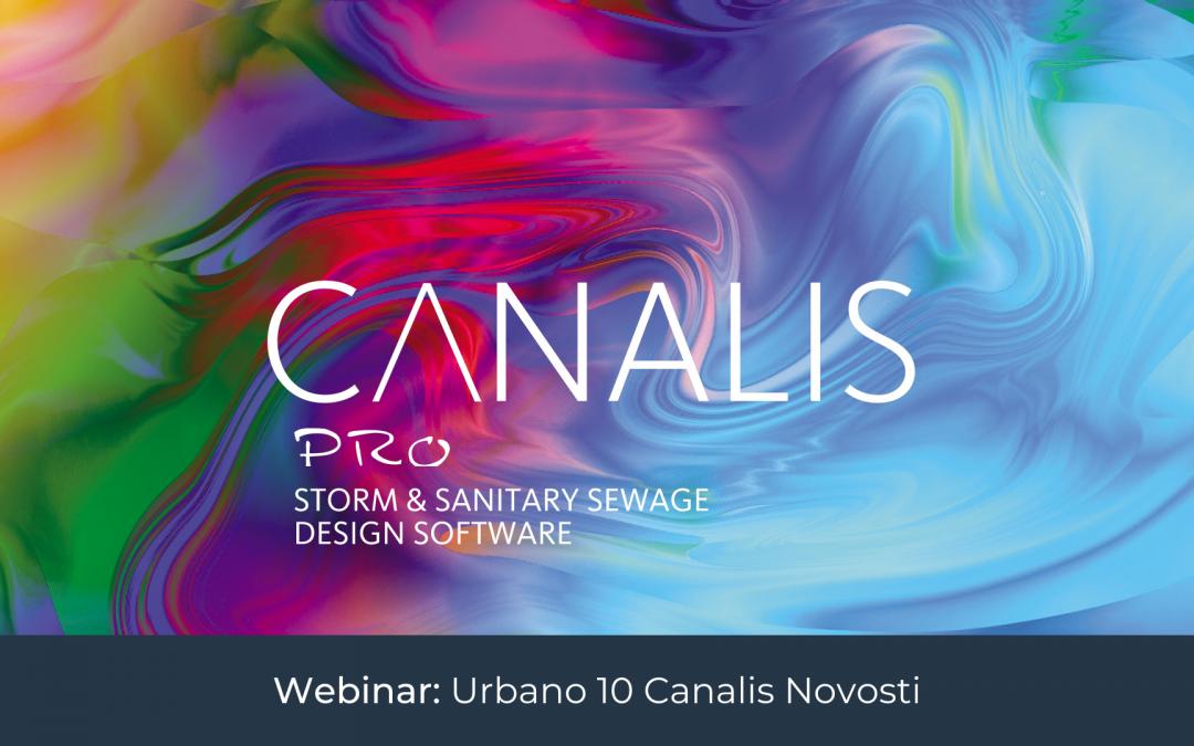 Urbano 10 Canalis Novosti